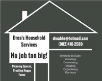 Drea's Household Services