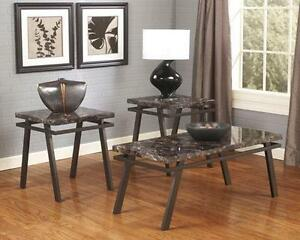 Brand New Coffee and End Table Sets - Your Choice - Payment Plan
