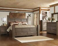 sale on ashley   , BEDROOMS , living room AND MORE...