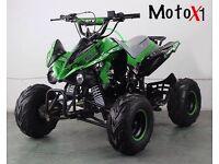MotoX1 brand new fully auto quad bike ATV