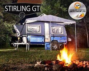 Ezytrail Stirling GT Off Road Camper Trailer - May Special Fyshwick South Canberra Preview