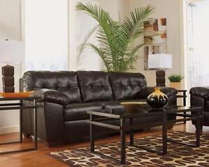 Brand New Ashley Durablend Sofa and Loveseat Set - Payment Plan