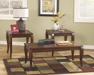 *** USED *** ASHLEY MATTIE COFFEE/END TABLES   S/N:51130090   #STORE558
