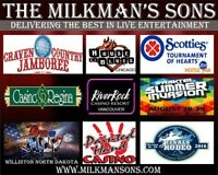 The Milkman's Sons - We Deliver Great Entertainment!