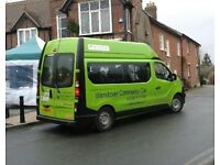 The Charity WENDOVER ACTION GROUP is looking for Volunteer Drivers