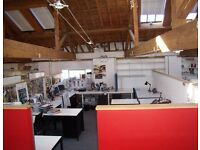 WC1X Co-Working Space 1 -25 Desks - King's Cross Shared Office Workspace