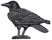 Bird Iron on Patch