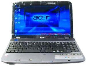 ACER Aspire 5740  c2d 2gb 160gb DVDRW WEBCAM WIN7 129$