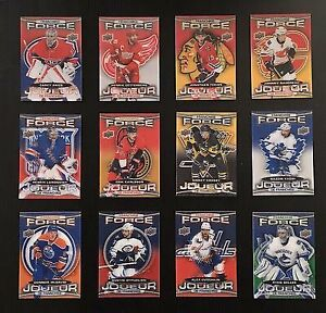 Short time only 2017 FRANCHISE FORCE SET all 12 cards  $180