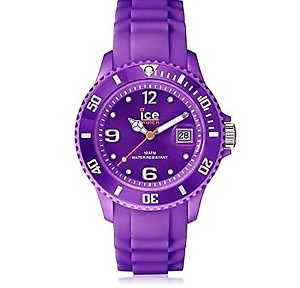 Ice Watch SI.PE.U.S.09 Ice Forever Purple Silicone Unisex Watch