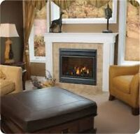 Napoleon BGD36NTRE gas fireplace - CLEARANCE SALE