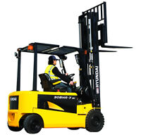 Permanent Reach Forklift Operators Mississauga $31,000