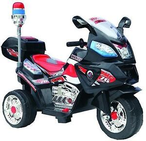 Baby / Kid / Child Ride-On Toy Three Wheel Motorcycle Flashing Lights with Sound Forward, Reverse, Music, Light