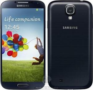 Samsung Galaxy s4 Black UNLOCKED ( including Freedom / Chatr ) 9.5/10 condition $150 FIRM