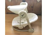Mamas and Papas Baby Swing with music and lights