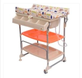 Baby Bath and Changing unit cambourbe