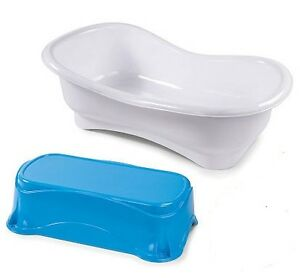 Summer Infant Right Height Bath Center - TUB + Stand BRAND NEW