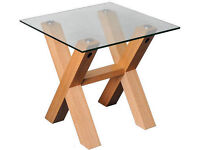 Home of Style Abbotsley Side Table