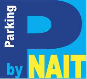 NAIT students! Parking stall for rent ONE block from NAIT