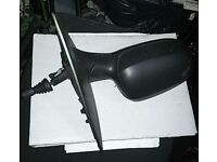 Vauxhall Corsa O/S Wing Mirror (2005)