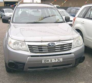 2009 Subaru Forester SUV Mitchell Gungahlin Area Preview