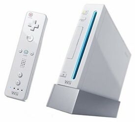 Nintendo Wii wanted