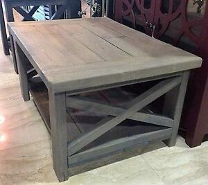 NEW Rustic Coffee Table