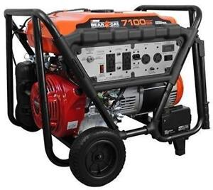 Reliable and Fuel Efficient Generators and Inverters In-Stock at CR Equipment!