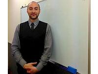 British Native, friendly TEFL teacher - 5 years experience