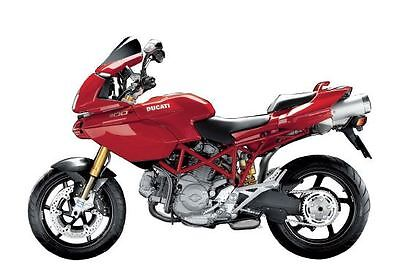 DUCATI MULTISTRADA 1100 & 1100S WORKSHOP SERVICE REPAIR MANUAL ON CD 2007 - 2009