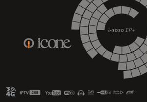 icone 3030 ip+