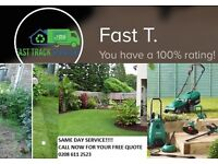 Fast Track Landscaping & Gardening Services. Qualified Experience Fast & Efficient!!!