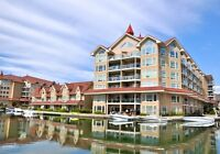 LAST MINUTE DEALS ON WATERFRONT CONDOS DOWNTOWN KELOWNA
