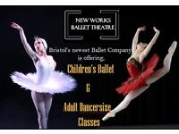 Free Ballet Classes for Children/Low Cost Dance Fitness Classes for Adults
