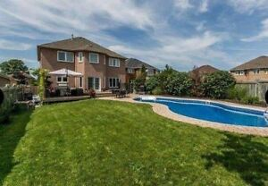 LOVELY house 4+2 Baths finished Bas With POOL
