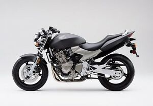 Honda Cb599 Hornet charcoal super condition!