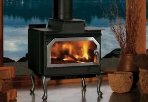 Wood Stove Grandview 230