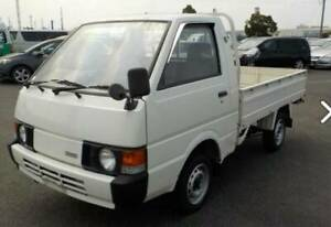 OLD SCHOOL truck, NISSAN VANETTE, classic JDM ute... 19,413 kms only!! Yorklea Richmond Valley Preview