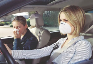 Remove odors from your car, truck or RV