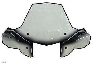 NEW-ATV-WINDSHIELD-WITH-MOUNTING-KIT-POLARIS-SPORTSMAN-500-550-600-700-800-850