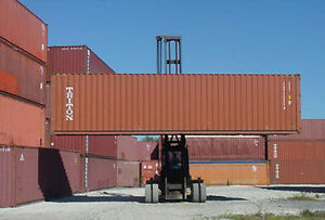 Shipping and Storage Containers on Sale - 20' and 40' Sizes