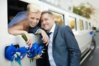 Four points Amazing Limo service wedding limousine rental