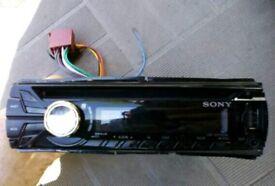 Sony cd mp3 usb player