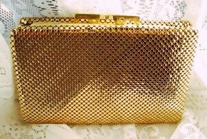 WANTED: vintage Glomesh wallet Wooloowin Brisbane North East Preview