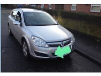 ** BARGAIN - VAUXHALL ASTRA 2007 - LOW MILES!! **