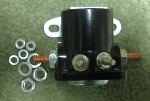 Starter Solenoids – Victory Lap - 2 available -  $5 each