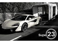 Super23 Enclosed Car Transport Service Scotland & United Kingdom