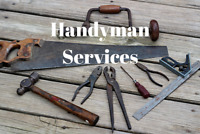Handyman Available For Hire
