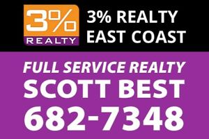 3% Real Estate Services