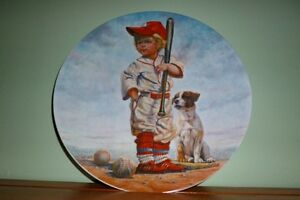 Baseball Collector Plates